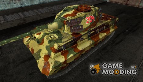 PzKpfw VIB Tiger II от Tanz для World of Tanks
