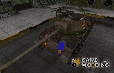 Качественный скин для T28 Prototype для World of Tanks