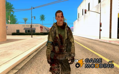 Spec Ops - The Line [WOUNDED] для GTA San Andreas
