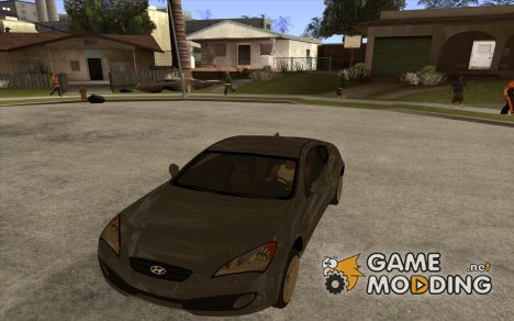 Hyundai Genesis Coupe 2010 for GTA San Andreas