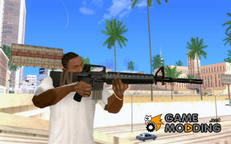 M16 A1 for GTA San Andreas