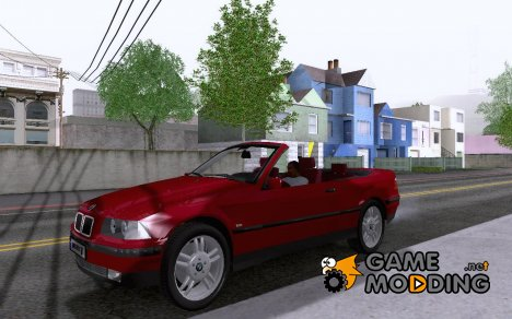 BMW E36 Cabrio для GTA San Andreas