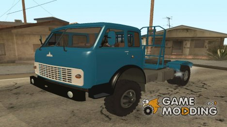 МАЗ 509А Лесовоз for GTA San Andreas