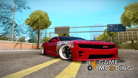 Chevrolet Camaro ZL1 2014 for GTA San Andreas