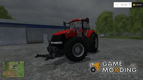 Case IH Magnum 310 v2.0 для Farming Simulator 2015