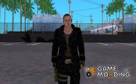Джейк Миллер for GTA San Andreas