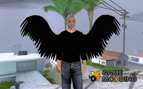 Dark angel for GTA San Andreas