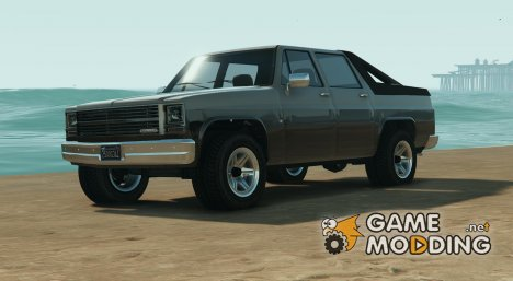 Rancher Truck 0.1 for GTA 5