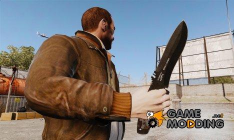 Тактический нож v2 для GTA 4