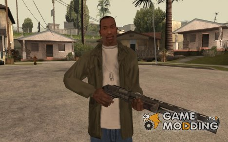 ТОЗ-194, конверт из Medal Of Honor (2010) для GTA San Andreas