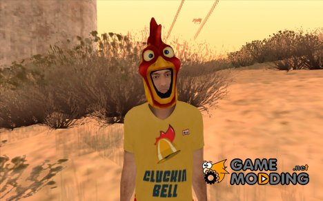Wmybell в HD for GTA San Andreas