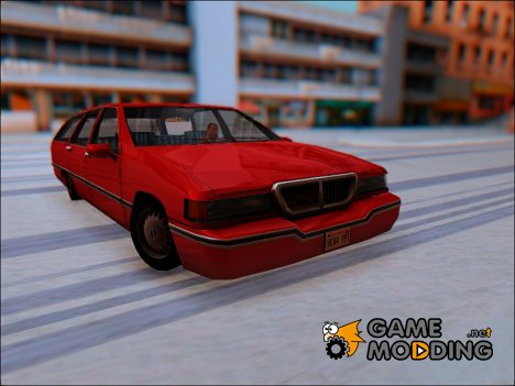 Elegant Station Wagon для GTA San Andreas
