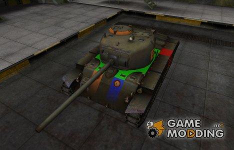 Качественный скин для T20 for World of Tanks