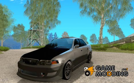 Toyota Mark II Tuning для GTA San Andreas