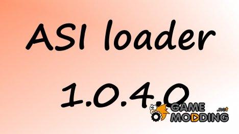 ASI Loader 1.0.4.0 для GTA 4