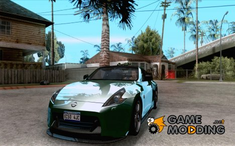 Nissan 370Z Drift 2009 V1.0 for GTA San Andreas