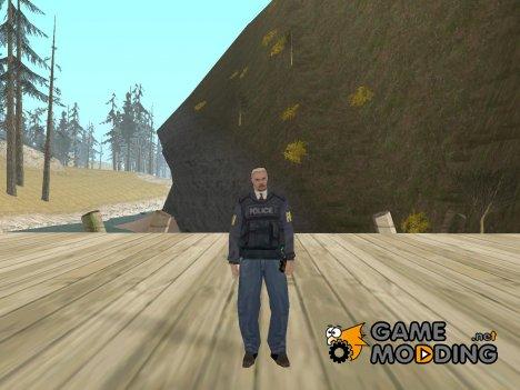 John Rick for GTA San Andreas