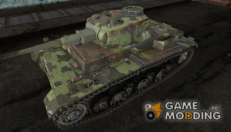 VK3001H DrRus for World of Tanks