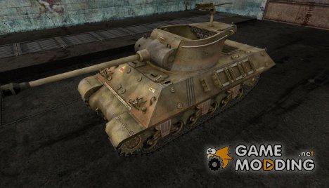 Шкурка для M36 Slugger for World of Tanks
