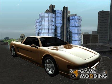 Infernus PFR v0.9 for GTA San Andreas