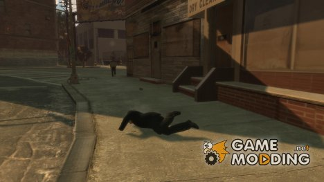 Collision Mod for GTA 4