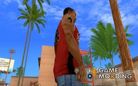 Граната из Saints Row 2 for GTA San Andreas