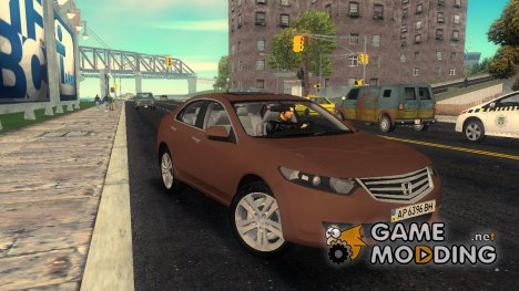 Honda Accord 2010 v2.4.4 финал для GTA 3