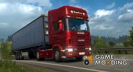 Scania 124L for Euro Truck Simulator 2