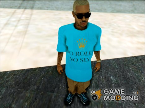 Rolex Skin for GTA San Andreas