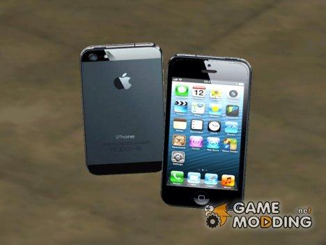 Iphone 5 for GTA San Andreas