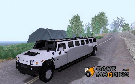 Hummer H2 Limo for GTA San Andreas