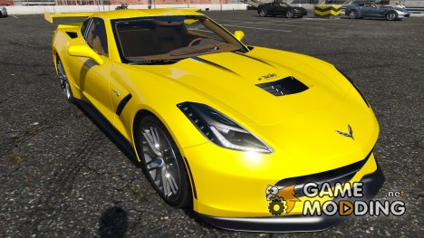 2014 Chevrolet Corvette Stingray C7 for GTA 5