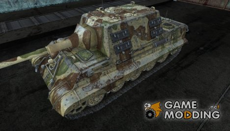Шкурка для 8.8 cm Pak 43 JagdTiger для World of Tanks