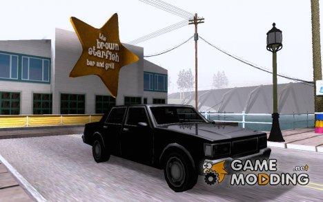 Civil LVPD для GTA San Andreas
