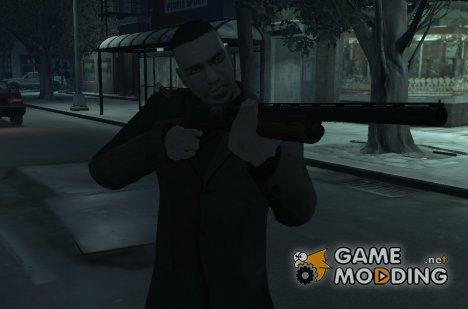 Пак ретро оружия для GTA 4