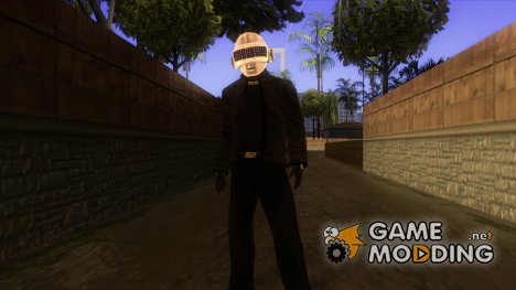 Daft Punk for GTA San Andreas
