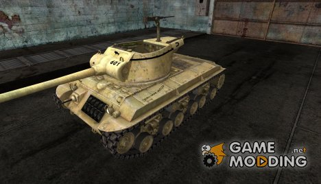 Шкурка для T25/2 for World of Tanks
