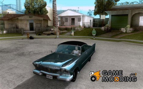 Plymouth Savoy 1957 for GTA San Andreas