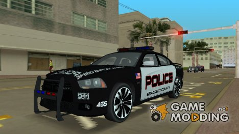 Dodge Charger SRT8 2011 for GTA Vice City