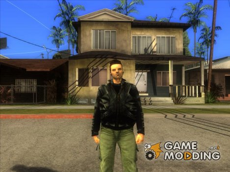 Claude Original from GTA 3 для GTA San Andreas