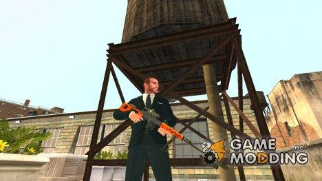 A&K SVD Dragunov для GTA 4