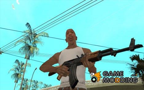 Новенький АК-47 for GTA San Andreas