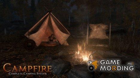 Campfire v 1.1 Rus for TES V Skyrim