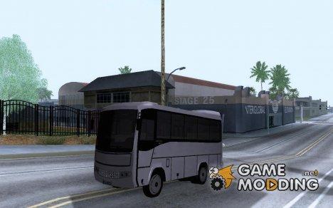 Otokar Sultan 125 L для GTA San Andreas