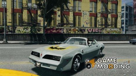 Pontiac Trans Am 1977 for GTA 4