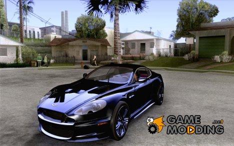 Aston Martin DBS for GTA San Andreas