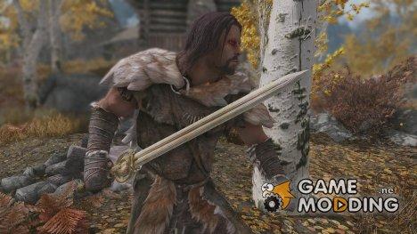 Pewdiepie Sword для TES V Skyrim