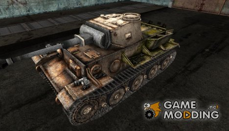 Шкурка для VK3601(H) for World of Tanks