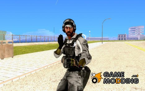 BF3 US Engineer for GTA San Andreas