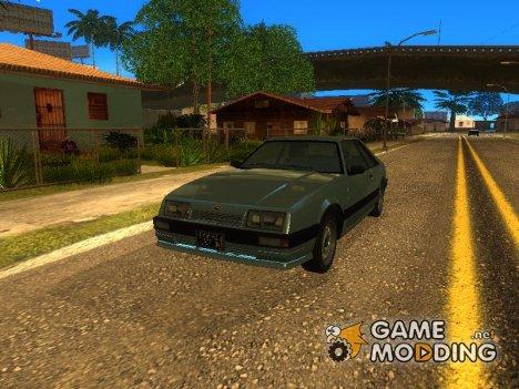 Uranus из GTA IV for GTA San Andreas